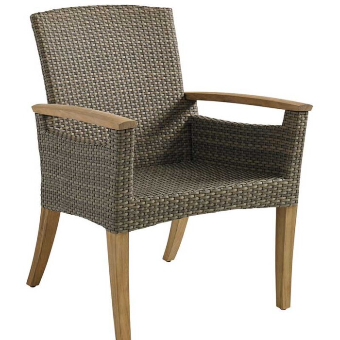 Pepper Marsh Dining Arm Chair by Gloster