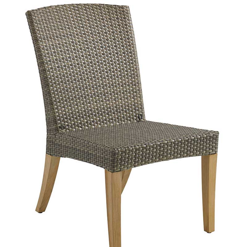 Pepper Marsh Dining Armless Chair by Gloster
