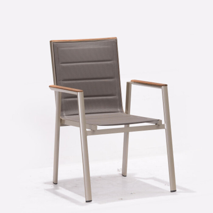 Geneva Dining Arm Chair by Indosoul
