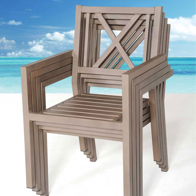 Avalon Stacking Dining Chairs