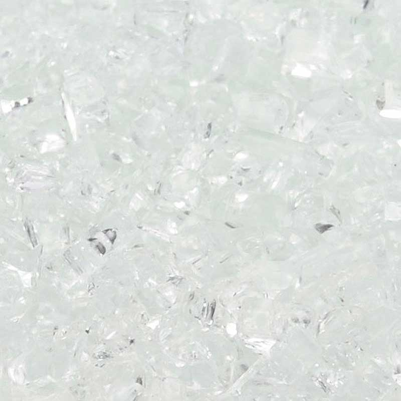 tinted fireglass crushed ice