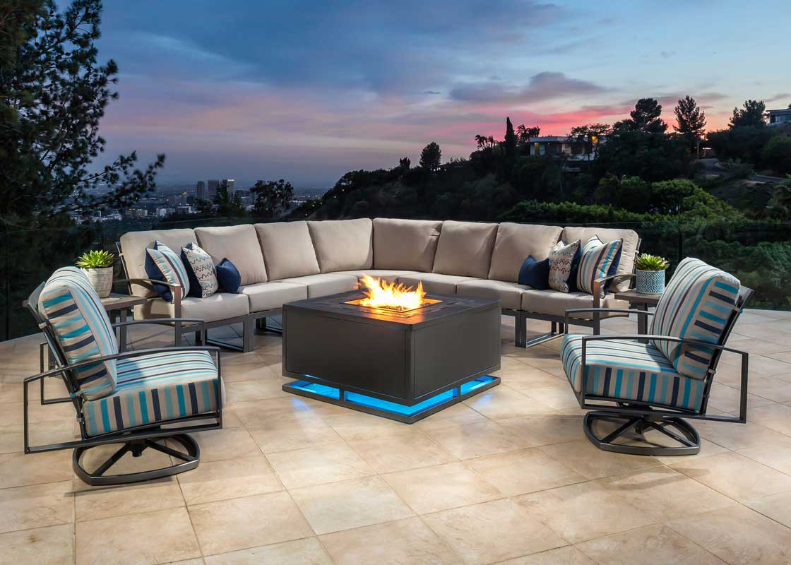 California Patio Home Largest Outdoor Patio Furnishings