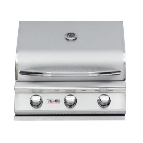 Delsol Built-in Gas Grill