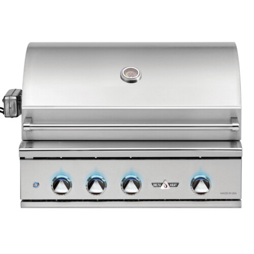 Delta Heat 32in Built-in Gas Grill
