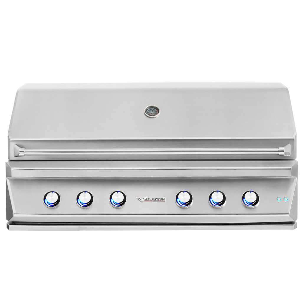 Twin Eagles 54in Built-in Gas Grill