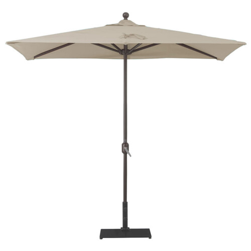 Half Wall Market Umbrella